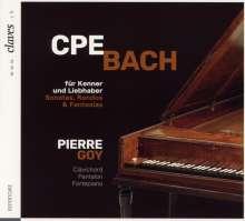 Carl Philipp Emanuel Bach (1714-1788): Für Kenner und Liebhaber, 3 CDs