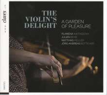 Plamena Nikitassova - The Violin's Delight, CD