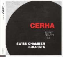 Friedrich Cerha (geb. 1926): 8 Sätze nach Hölderlin-Fragmenten für Streichsextett, CD