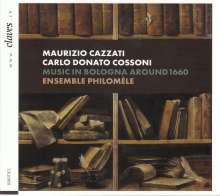 Carlo Donato Cossoni (1623-1700): Geistliche Werke, CD