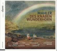Gustav Mahler (1860-1911): Des Knaben Wunderhorn (Fassung für Kammerorchester), CD