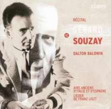 Gerard Souzay - L'Incomparable, CD