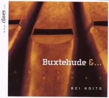 Kei Koito - Buxtehude & ..., 3 CDs