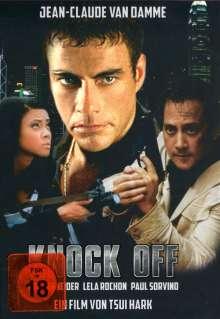 Knock Off (Blu-ray & DVD im Mediabook), 1 Blu-ray Disc und 1 DVD