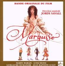 Jordi Savall - Marquise (Filmmusik), CD