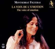 Montserrat Figueras - La Voix de l'Emotion Vol.1, 2 Super Audio CDs
