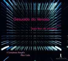 Carlo Gesualdo von Venosa (1566-1613): Madrigali a cinque voci Libro VI, CD