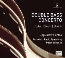 Nino Rota (1911-1979): Divertimento concertante für Kontrabass & Orchester, CD