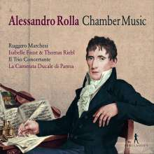 Alessandro Rolla (1757-1841): Kammermusik, 7 CDs