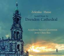 Sacred Music for Dresden Cathedral, CD