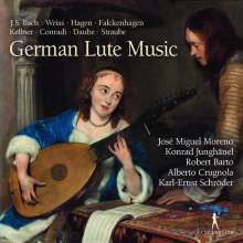 German Lute Music, 12 CDs