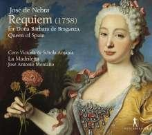 Jose de Nebra (1702-1768): Requiem (Oficio y Misa de difuntos), CD