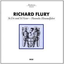 Richard Flury (1896-1967): St.Urs und St.Victor, CD