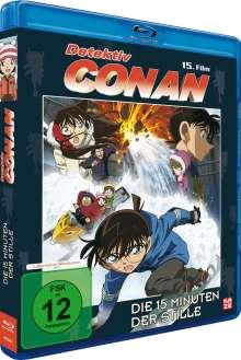 Detektiv Conan 15. Film: Die 15 Minuten der Stille (Blu-ray), Blu-ray Disc