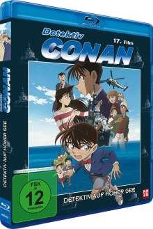 Detektiv Conan 17. Film: Detektiv auf hoher See (Blu-ray), Blu-ray Disc