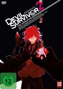 Devil Survivor 2 - The Animation (Gesamtausgabe), 4 DVDs