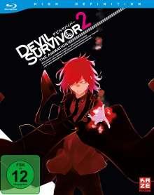 Devil Survivor 2 - The Animation (Gesamtausgabe) (Blu-ray), 4 Blu-ray Discs