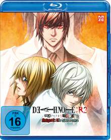 Death Note Relight 2: L's Successors (Blu-ray), Blu-ray Disc