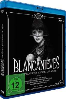 Blancanieves - Ein Märchen von Schwarz und Weiss (Blu-ray), Blu-ray Disc