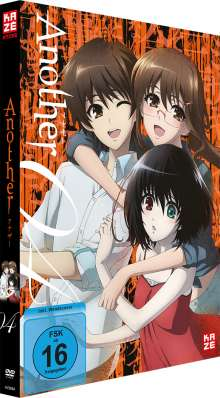Another Vol. 4, DVD