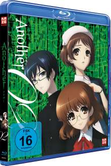 Another Vol. 2 (Blu-ray), Blu-ray Disc
