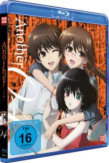 Another Vol. 4 (Blu-ray), Blu-ray Disc