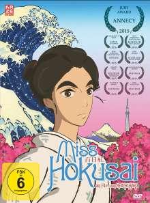 Miss Hokusai, DVD