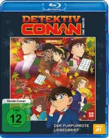 Detektiv Conan 21. Film: Der purpurrote Liebesbrief (Blu-ray), Blu-ray Disc