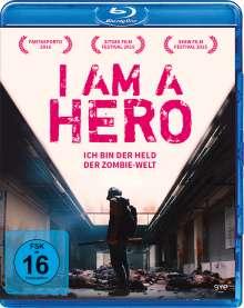 I am a Hero (Blu-ray), Blu-ray Disc