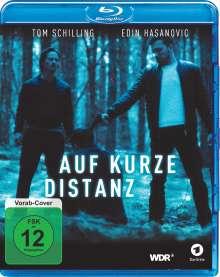 Auf kurze Distanz (2016) (Blu-ray), Blu-ray Disc