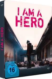 I am a Hero (Blu-ray & DVD im Steelbook), 1 Blu-ray Disc und 1 DVD