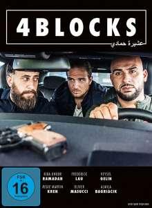 4 Blocks Staffel 1, 2 DVDs