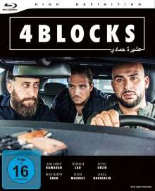 4 Blocks Staffel 1 (Blu-ray), 2 Blu-ray Discs