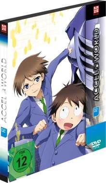 Accel World Vol. 2, DVD