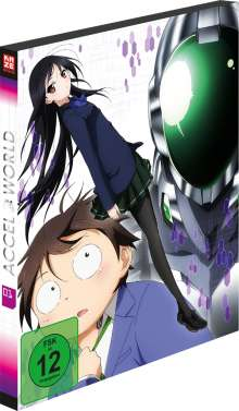 Accel World Vol. 1 (Blu-ray), Blu-ray Disc