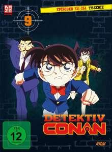 Detektiv Conan: Die TV-Serie Box 9, DVD
