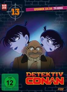 Detektiv Conan: Die TV-Serie Box 13, 5 DVDs