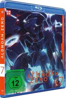 Aldnoah.Zero (Staffel 2) Vol. 7 (Blu-ray), Blu-ray Disc