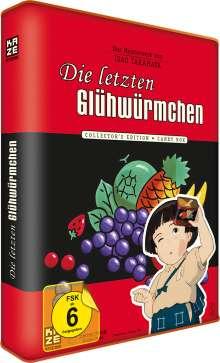 Die letzten Glühwürmchen (Collector's Candybox Edition) (Blu-ray), Blu-ray Disc