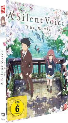 A Silent Voice (Deluxe Edition), DVD