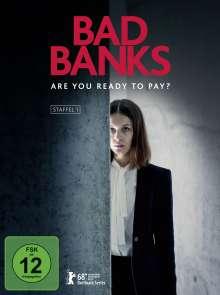 Bad Banks Staffel 1, 2 DVDs