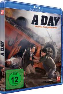 A Day (Blu-ray), Blu-ray Disc