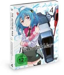 The Asterisk War Vol. 4, 2 DVDs