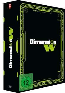 Dimension W (Gesamtausgabe), 3 DVDs