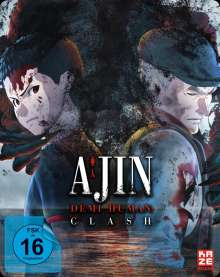 Ajin - Demi-Human: Clash (Steelbook), DVD