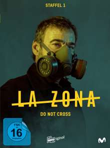 La Zona Staffel 1, 3 DVDs