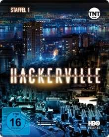 Hackerville Staffel 1 (Blu-ray im Steelbook), 2 Blu-ray Discs
