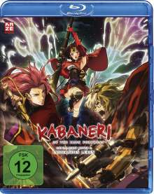 Kabaneri of the Iron Fortress - Movie 2: Loderndes Leben (Blu-ray), Blu-ray Disc