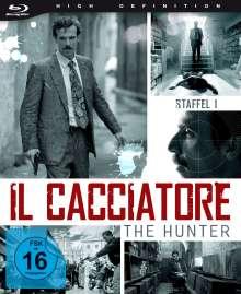 Il Cacciatore - The Hunter Staffel 1 (Blu-ray), 3 Blu-ray Discs