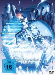 Sword Art Online 3 - Alicization Vol. 4, 2 DVDs